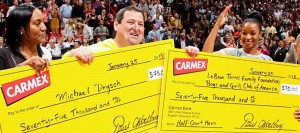 Carmex promotion winners