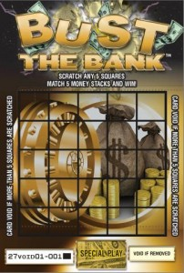 NEW Bust the Bank