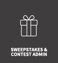 sweepstakes & contest admin
