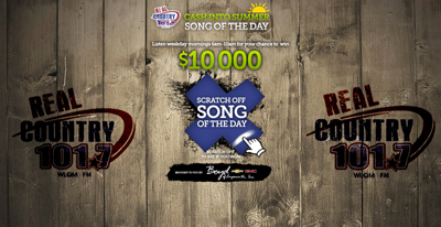 Song of the Day Promotion