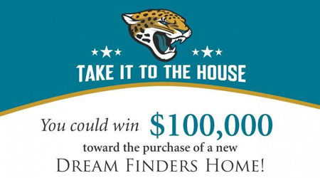 Dream Finders Take it to the House