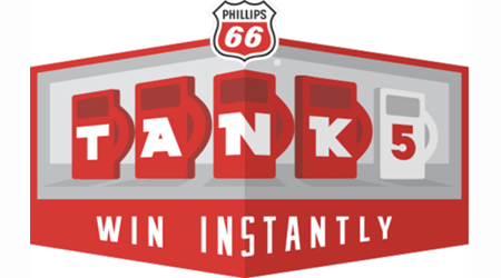 Conoco Phillips Tank 5 SMS Promotion